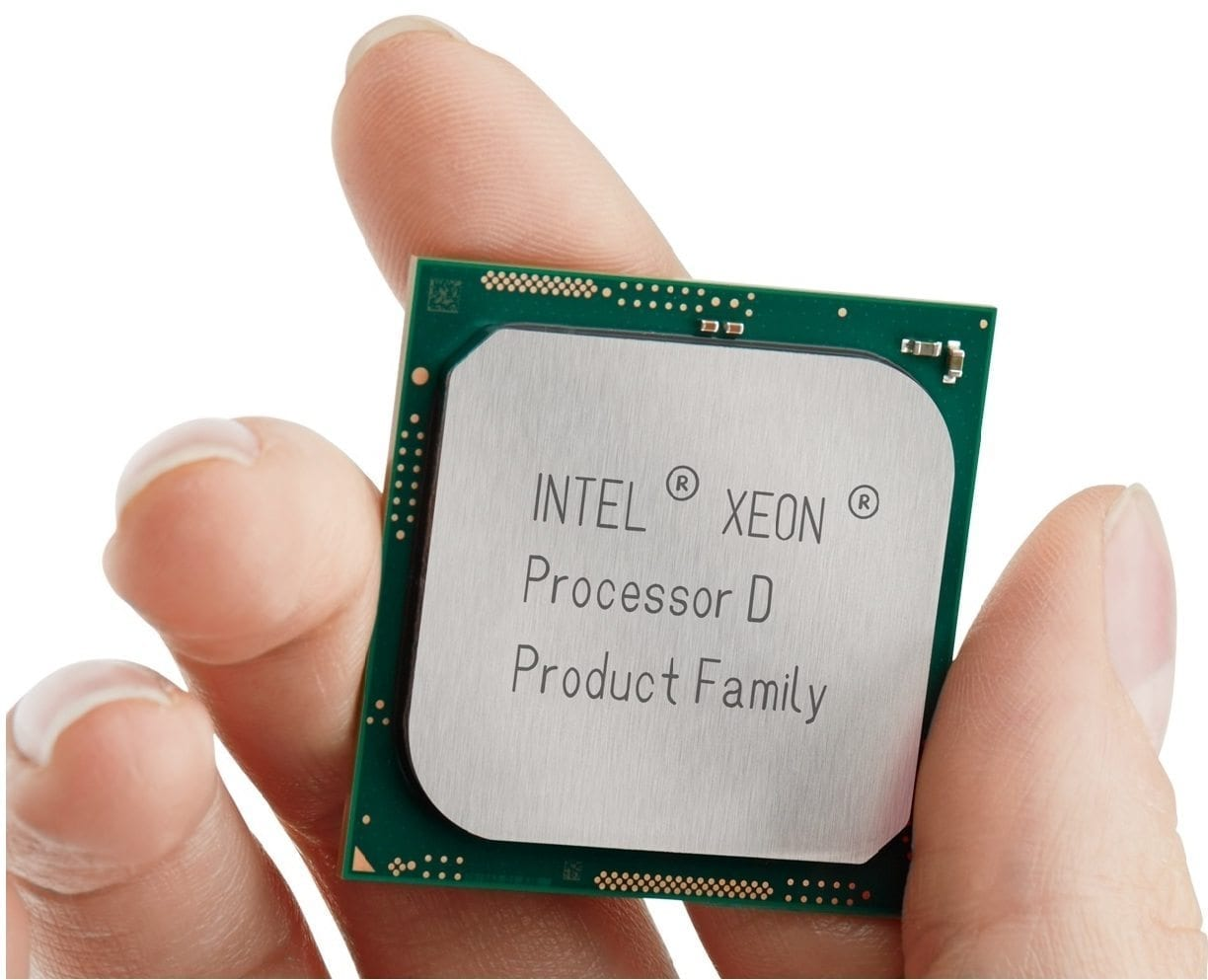 Xeon-D small size