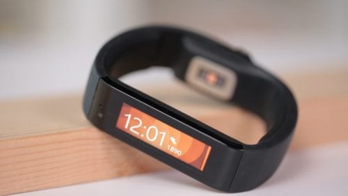Iot Health Band