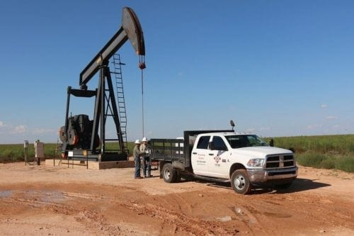 oil well pumper duty monitoring