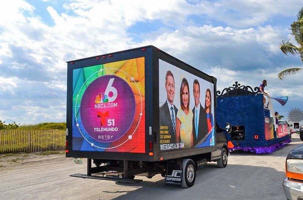 On-Vehicle Digital Signage: Mobile Computing Creating New