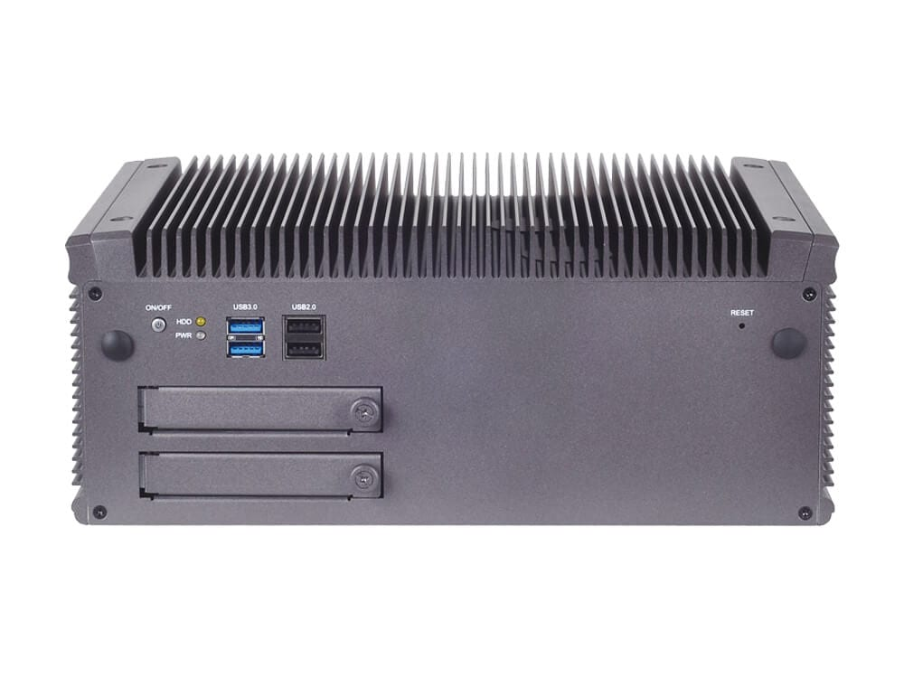LEC-2284 | Embedded Box PCs, Industrial Automation, PC Based