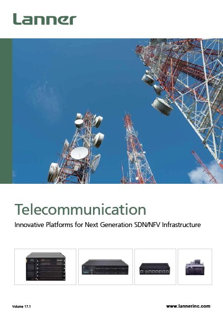 Telecommunication Brochure